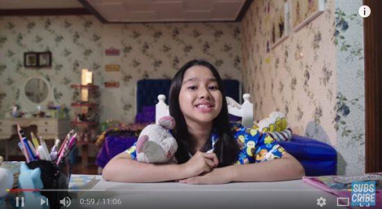 Gadis Cantik Kelas 5 SD ini Mampu Hasilkan Uang 50 Juta per Bulan!, Usaha apa Yaa?