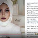 Lagi Viral, Model Hijab Ala Pocong, Kamu mau Nyoba