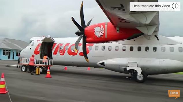 Langsung Viral, Perjalanan Jakarta - Tasik, cuma 45 Menit Pake Pesawat Terbang
