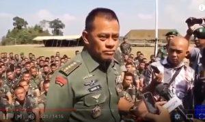 Tembus Tujuh Juta views, Video Viral Penjelasan Panglima TNI Gatot Nurmantyo Terkait Bentrok Brimog dengan TNI