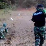 Viral, Latihan TNI Ditembaki Pelatih, Jarak Peluru Kurang Satu Meter