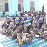 Beberapa Anggota TNI (Utusan Perdamaian Dunia PBB) yang Bersholawat Jadi Viral