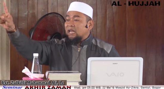 Menyeramkan, Ini Urutan Kejadian Kiamat Besar Menurut Al-Qur'an Hadits, Cepetan Tobat sebelum Akhirat - Ust. Zulkifli M. Ali