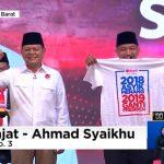 Paslon Nomor 3 (Asyik) Keluarkan Kaos #2019GantiPresiden - Penonton Langsung Ribut