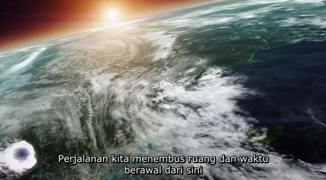 Video Langka, Merekam Perjalanan Ke Ujung Alam Semesta, Yang Muslim Semoga Bertambah Imannya