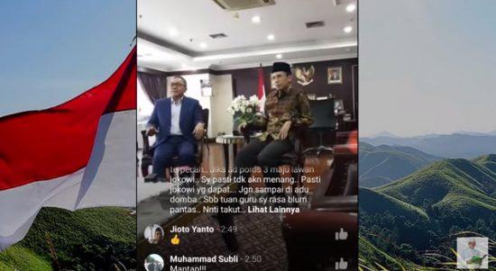 Viral, PAN Jadi Usung TGB-GATOT buat Maju di Pilpres 2019 Nanti