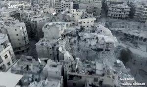 Jadi Viral, Lagu Deen Assalam dengan Video Clip Kondisi Terkini di Aleppo