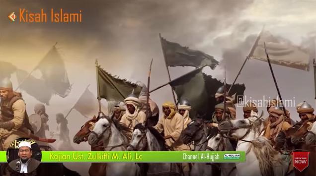 Viral, Gambaran Umum Perang Armageddon - disampaikan oleh Ustadz Zulkifli M Ali