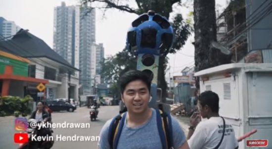Viral, Behind the Scene dari Google Street View Camera, Mau Nggak Kerja di Google