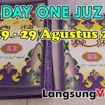 Ngaji Hari ini, Juz 29, tanggal 29 Agustus 2018