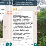 Pria 30 Tahun Tewas Gantung Diri di Kebun Ex PT. Dahana Tasikmalaya