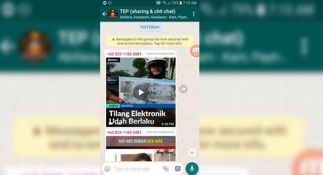 Tilang Elektronik ETLE CCTV Sudah Berlaku sejak 1 November 2018