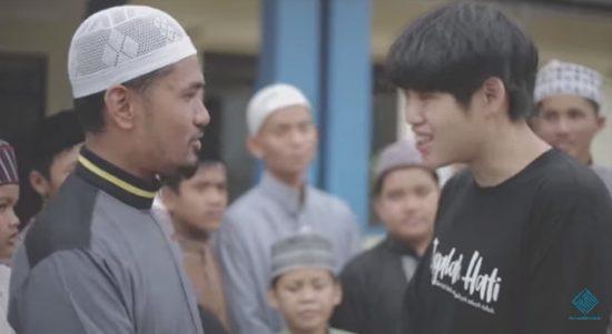 Cerita Non Muslim Tinggal di Pesantren Tiga Hari Dua Malam