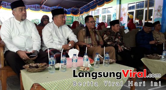 Peresmian Pembangunan Gedung YPI Asy-Syifa Al-Musthafa Leuwiseeng Tasikmalaya