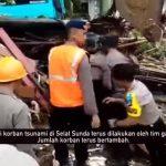 Rangkuman Fakta Unik Menarik Mencekam Menyedihkan Tsunami Selat Sunda, Sabtu 22 Desember 2018