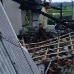 Bermula dari Lilin, Di Ciamis Sebuah Rumah Ludes Terbakar