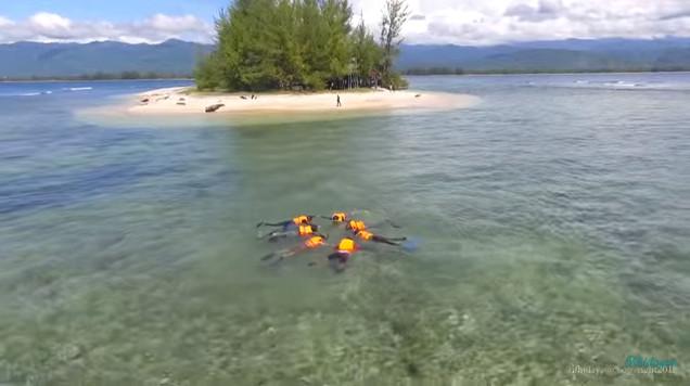 Kenalan dengan Pulau Pusong, Pulau Cantik Alami di Kabupaten Aceh Barat Daya