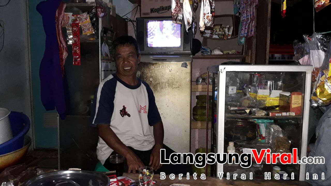 Warung di Sukaherang Singaparna ini Buka Tiap Hari Sampai Jam 2 Dini Hari