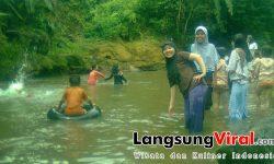 Bermata air dari Gunung Galunggung, Sungai Cimerah di Sukaherang berpeluang jadi Objek Wisata