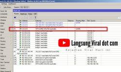 Catatan Setting VPN Game Online dengan Mengusung Sistem Non RAW Game (update 15 Feb 2020)