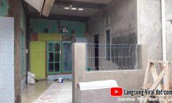 Warkop Salira Sedang Membangun Ruangan Warkop Salira Puteri, Tempat Santai Remaja Puteri yang Aman Nyaman Tenang